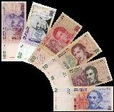 Argentine peso notes