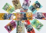 Australian Dollar Closes at 8-Month High