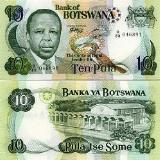 Opinions on Botswana pula