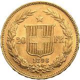 Swiss Parliament Examines 'Gold Franc ...