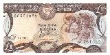 Cypriot Pound banknote