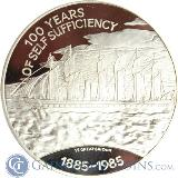1985 Falkland Islands 25 Pound Proof ...