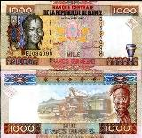 the guinean franc is the currency of ...
