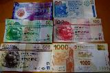 The Very Colorful Hong Kong Dollar