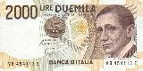 ... your old leftover Italian Lira banknotes