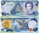 Details about CAYMAN ISLANDS 1 DOLLAR 2006 ...