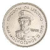 Coin - 1 Loti, Lesotho, 1979
