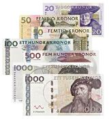 swedish krona svensk krona swedish