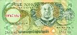 TOP (Tongan pa'anga) Exchange Rate